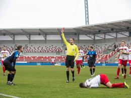 Trotz Einspruch: Zwei Spiele Sperre für Miatke