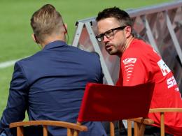 Auch Co-Trainer Kilian verlässt den VfR Aalen