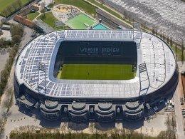 Bremen II trägt zwei Spiele im Weserstadion aus