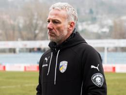 FCC-Trainer Zimmermann fährt angeschlagen nach Aspach