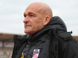 RWE-Coach Emmerling nun auch Sportlicher Leiter