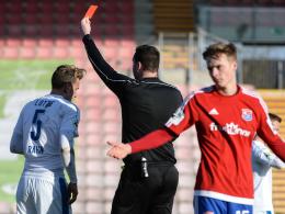 Lotte ohne gesperrtes Quartett gegen Karlsruhe