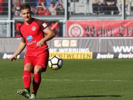 Bis 2021: Mrowca verlängert bei Wehen Wiesbaden