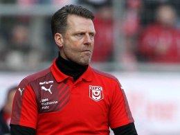 Halle: Kritik an Rico Schmitt wächst