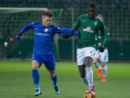 Werders U23 muss auf Manneh verzichten