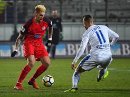 Drei Spiele Sperre für Wiesbadens Andrich