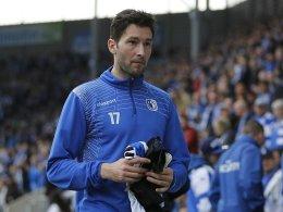 FCM-Kapitän Sowislo beendet im Sommer Karriere