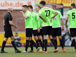 Schiedsrichter-Leistung: Chemnitz fordert Aufarbeitung