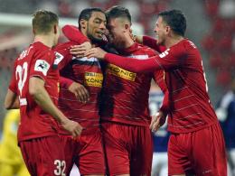 Erfurt freut sich über das Spektakel gegen Osnabrück
