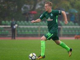 Werder: Jacobsen verlängert - Baumann sieht Potenzial