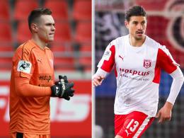 HFC: Müller und Kleineheismann bleiben - Quartett geht