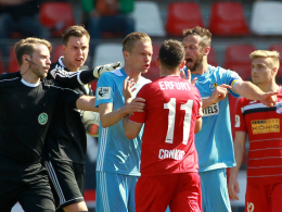 Erfurts Crnkic für vier Spiele gesperrt