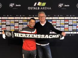 Stuppia wird Assistent von Neu-Trainer Giannikis