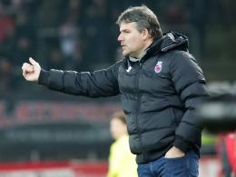 Bonns Trainer Zillken verlängert bis 2019