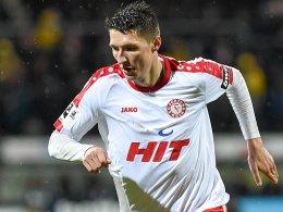 Pazurek verlässt Fortuna Köln im Sommer