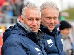 Meppens Trainer Neidhart unterschreibt bis 2021