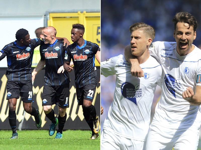 Party in Paderborn und Magdeburg: Aufstieg in die 2. Bundesliga fix