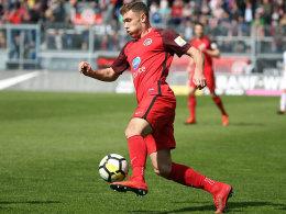 Dittgen bleibt beim SV Wehen Wiesbaden