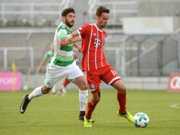 Großaspach: Hingerl kommt vom FC Bayern