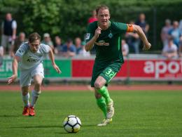 Kazior beendet Karriere - Kruska und Co. verlassen Bremen II