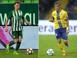 Zwei Neue: FCK holt Sternberg und Biada
