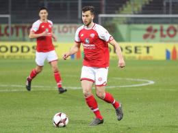 Sverko kehrt auf Leihbasis zum KSC zurück