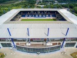 Uerdingen trägt Heimspiele in Duisburg aus