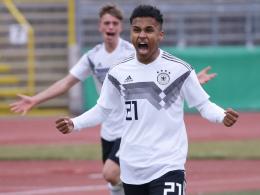 Talent Adeyemi verlässt Haching gen Salzburg