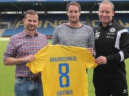 Fürstner folgt Pedersen:
