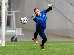 Hansa-Keeper Gründemann erleidet Kreuzbandriss