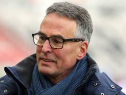 Geschäftsführer Sandrock verlässt KSC