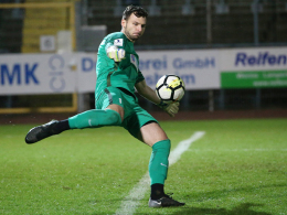 Lotte verpflichtet Wormatia-Keeper Kroll