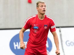 Widemann kehrt nach Unterhaching zurück