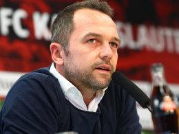 Sportdirektor Notzon verlängert bei den Roten Teufeln