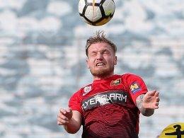 Holzmann spielt bei Hansa vor - Kommt Bülow?
