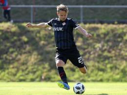Schiele entscheidet: Schuppan ist neuer Kickers-Kapitän