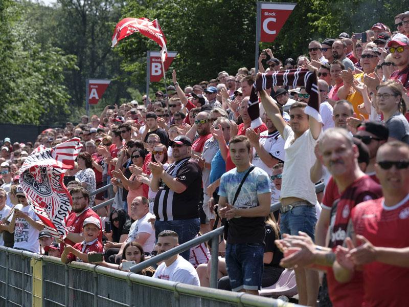 Fans des 1. FC Kaiserslautern