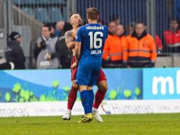 FCM-Profi Butzen für zwei Spiele gesperrt