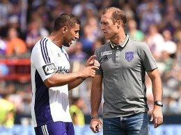 VfL in Aalen: Savran steht vor dem Comeback