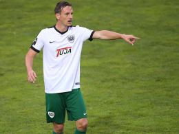 Münsters Kittner: Letzte zwei Spiele