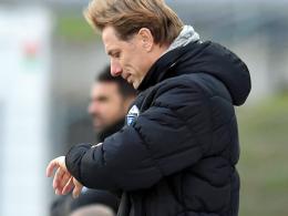 Paderborn stellt Coach Müller frei