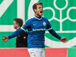 Rostocks Grupe hadert: