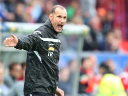 Jahn-Coach Herrlich fordert mehr Konstanz