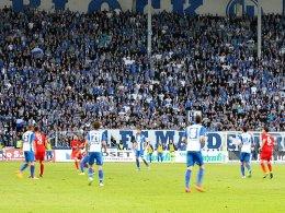 Vor Derby: Hüpfverbot für Magdeburger Fans?