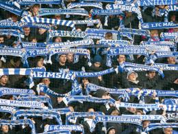 Nun also doch: Derby Magdeburg gegen Halle mit Fans