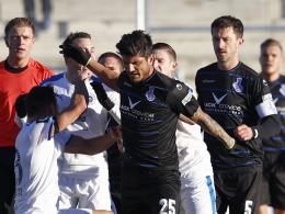 Özbek drohen bis zu acht Spiele Sperre