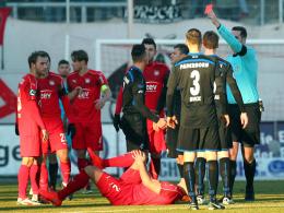 Paderborn beendet das Jahr ohne Rotsünder Dobros
