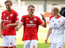 Mainz II: Ohne Bohl aber