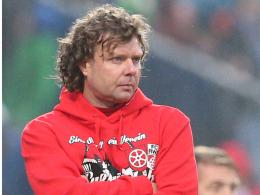 RWE-Coach Krämer: