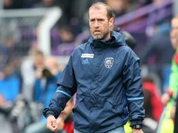 VfL-Trainer Enochs warnt vor Zwickaus